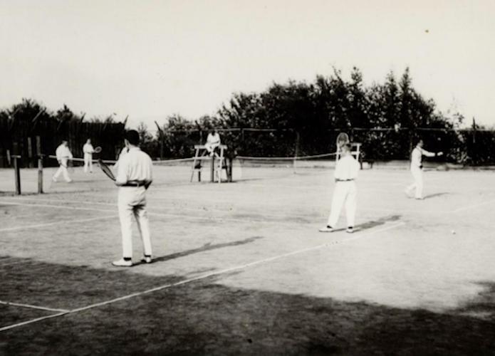 Rossland Heritage Tennis
